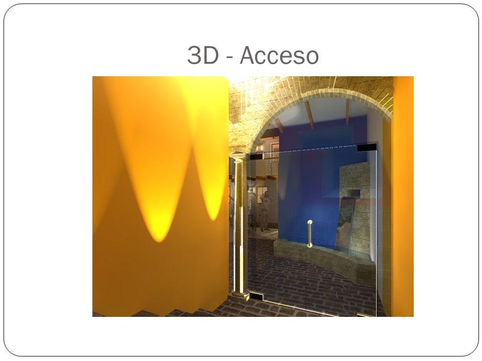 3D - Acceso