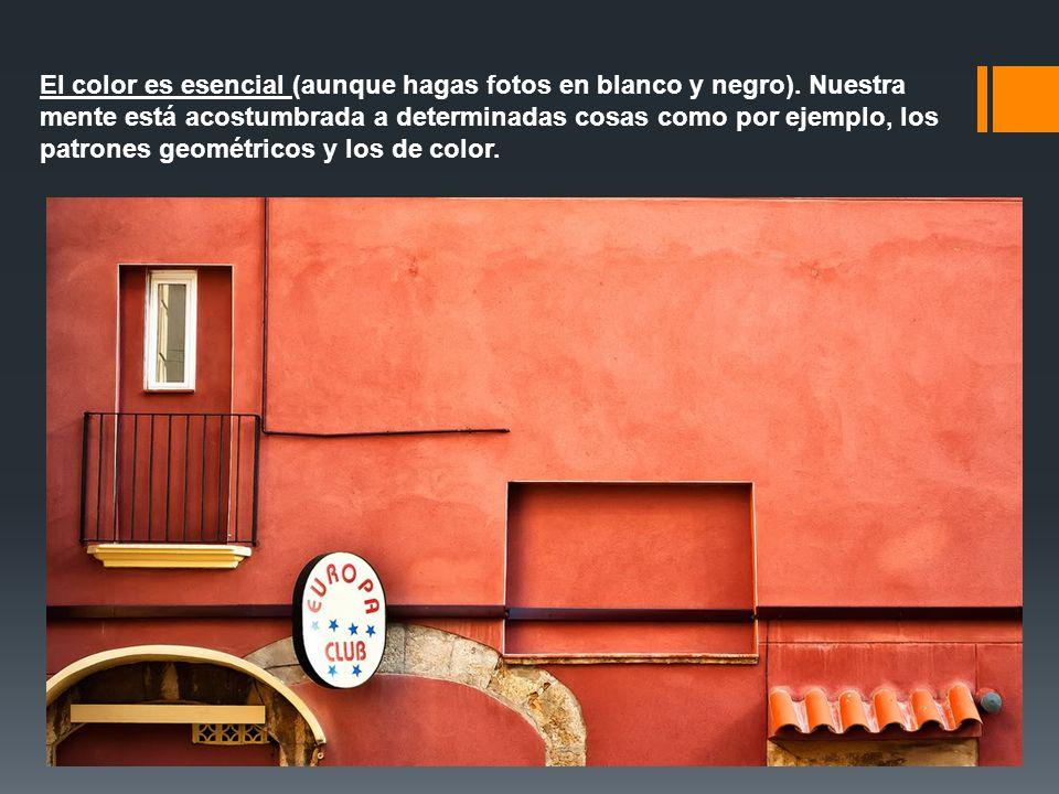 El color es esencial (aunque hagas fotos en blanco y negro)
