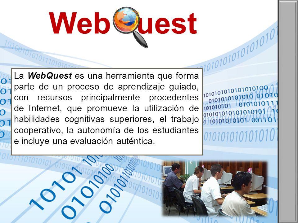 Web uest