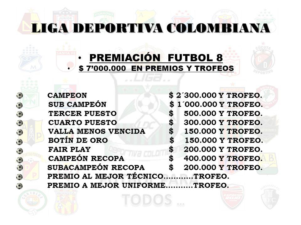 LIGA DEPORTIVA COLOMBIANA