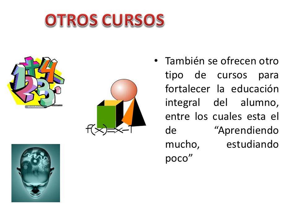 OTROS CURSOS