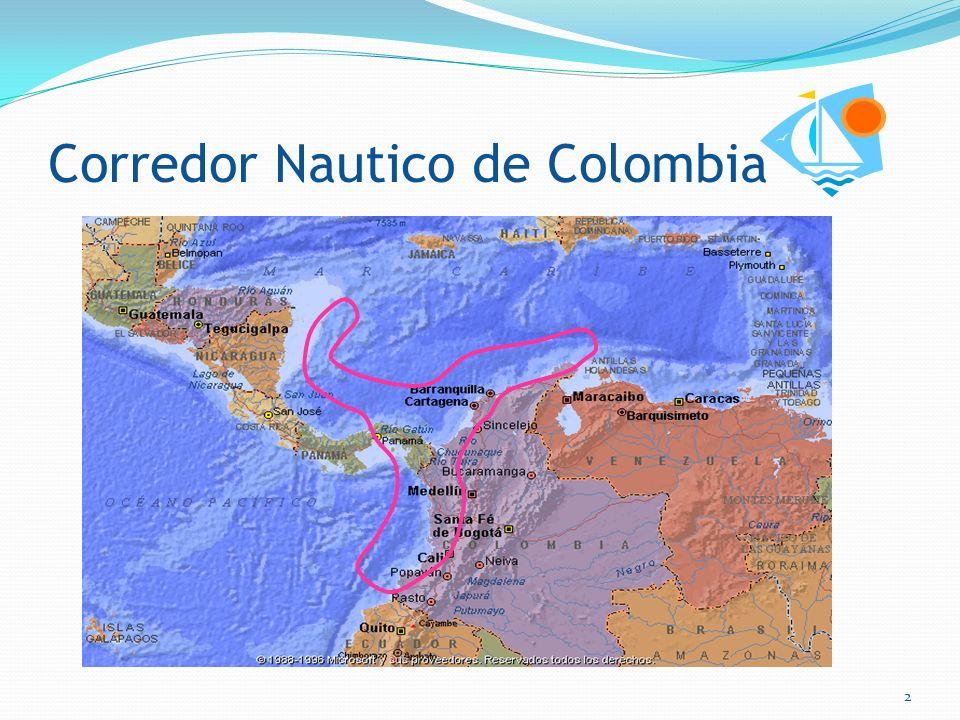 Corredor Nautico de Colombia