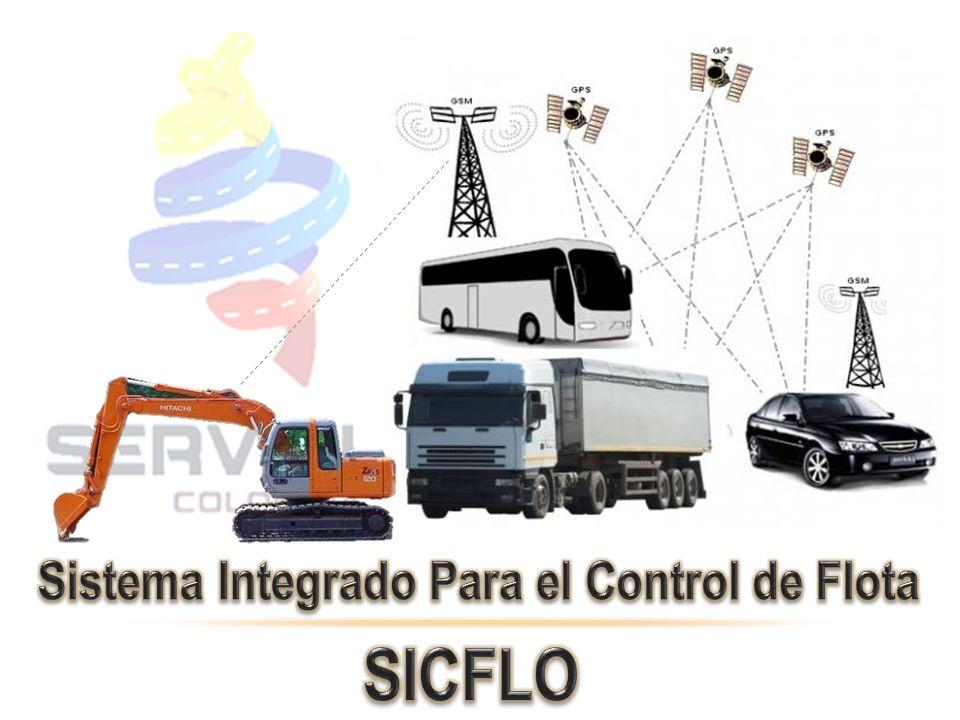 Sistema Integrado Para el Control de Flota