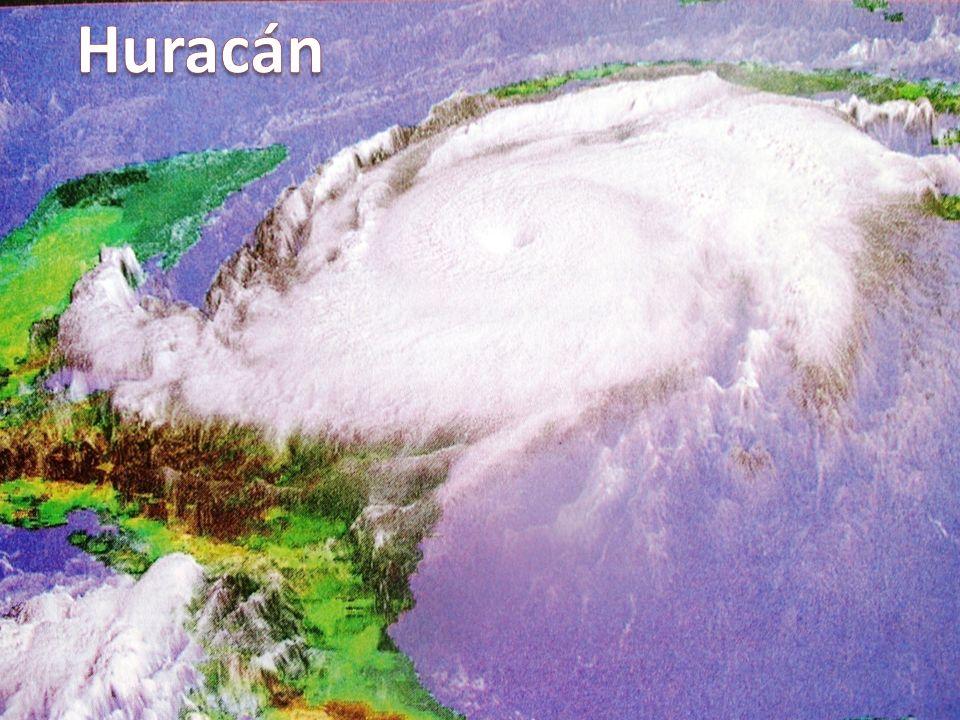 Galería de fotos clima Huracán