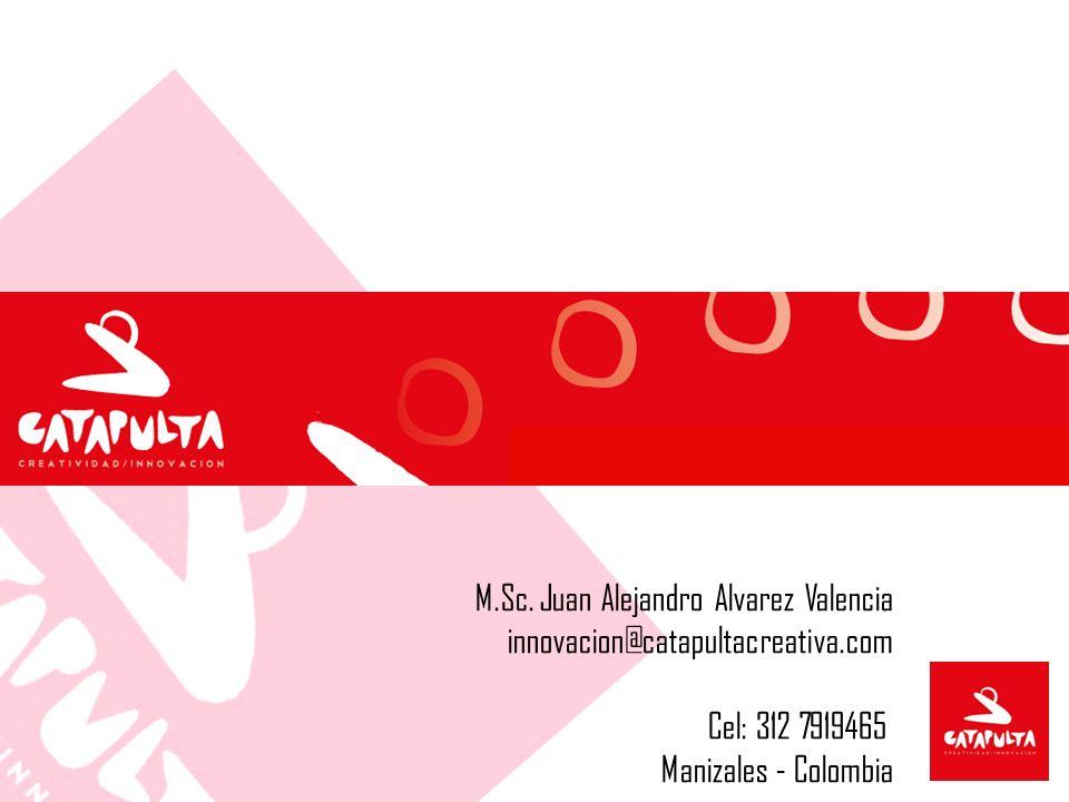 M.Sc. Juan Alejandro Alvarez Valencia