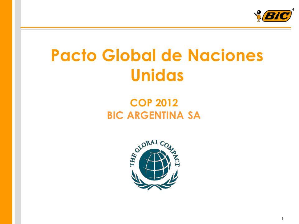 Pacto Global de Naciones Unidas