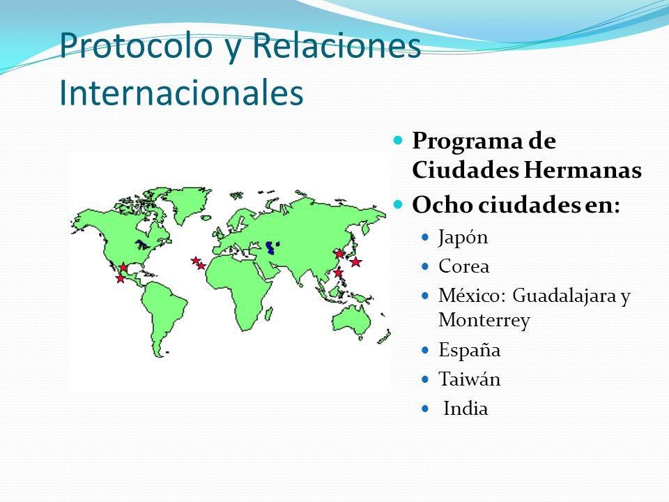 Protocolo y Relaciones Internacionales