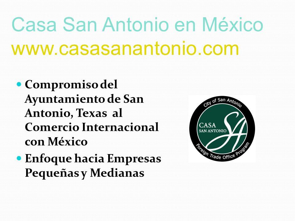 Casa San Antonio en México www.casasanantonio.com
