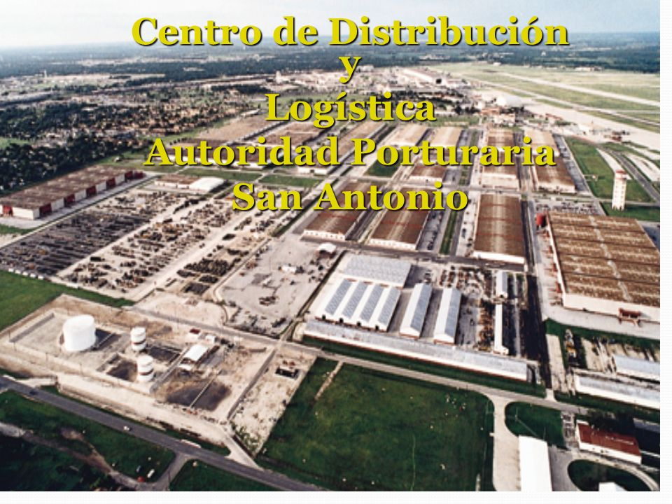 Centro de Distribución y