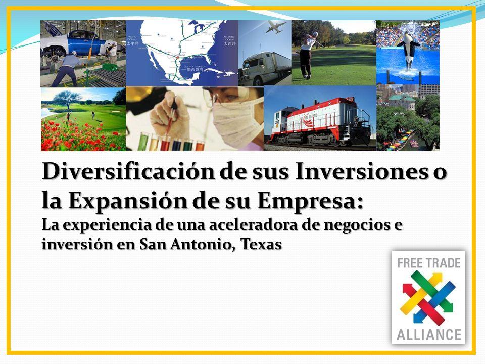 Diversificación de sus Inversiones o la Expansión de su Empresa:
