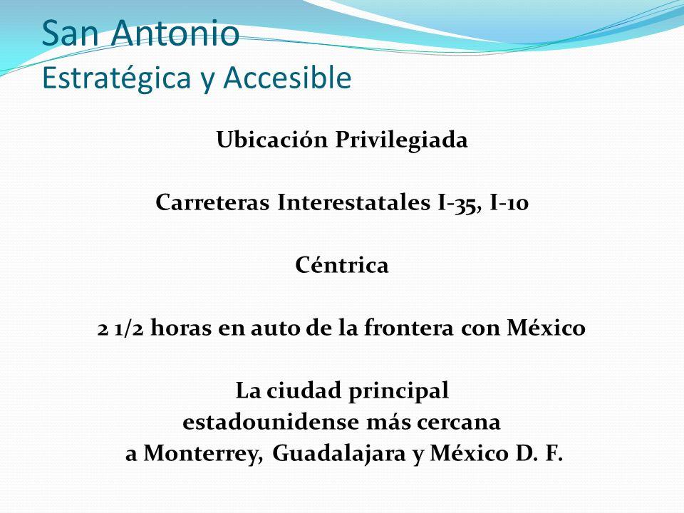 San Antonio Estratégica y Accesible