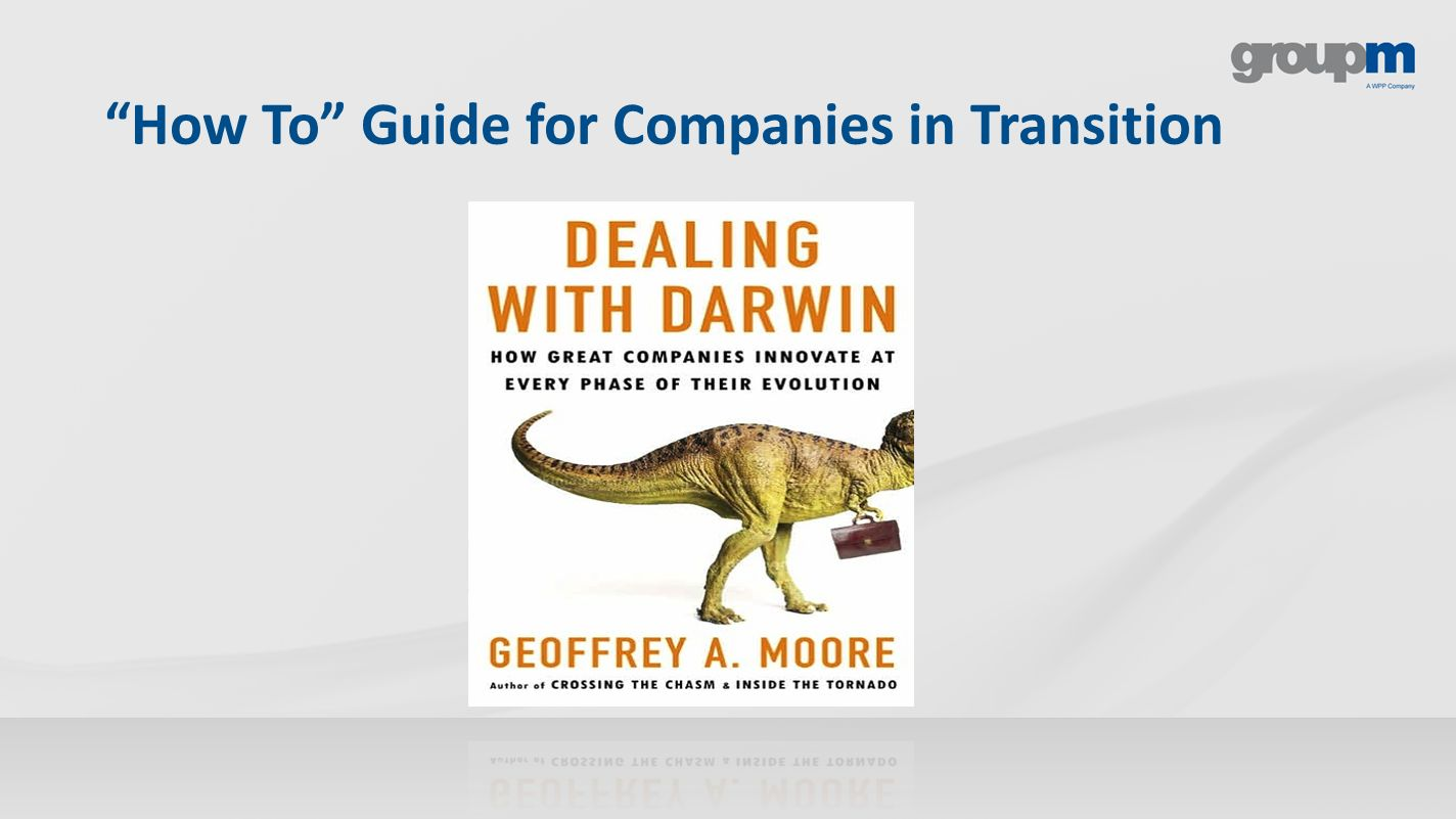 How To Guide for Companies in Transition
