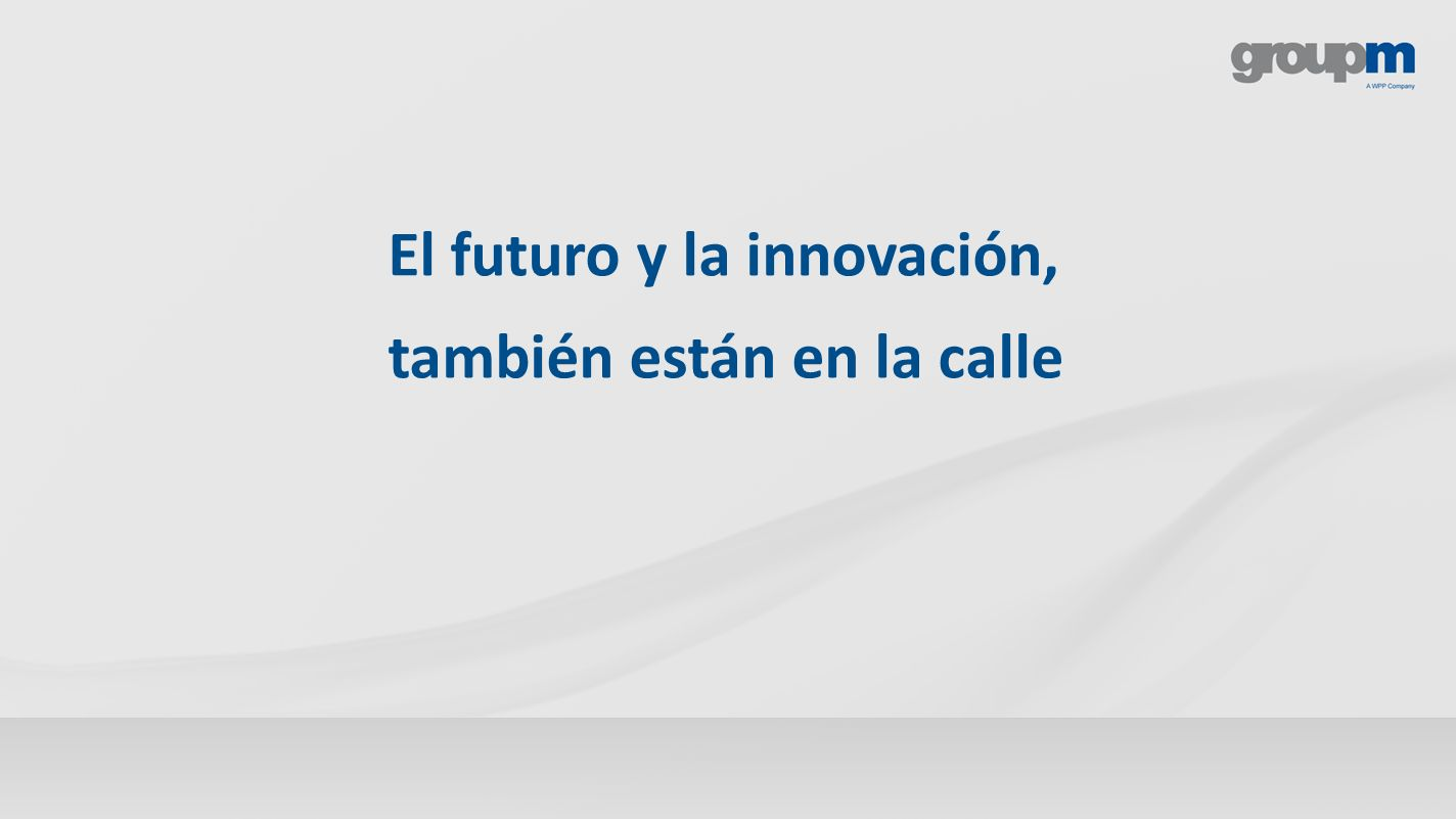 El futuro y la innovación,