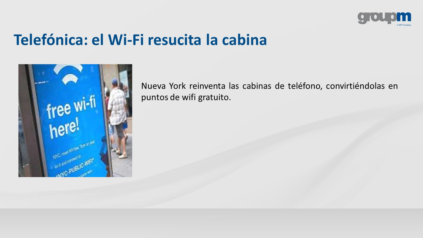 Telefónica: el Wi-Fi resucita la cabina