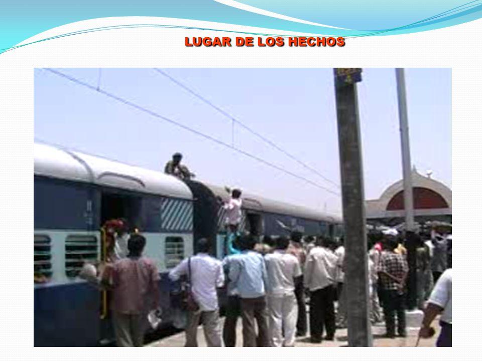 LUGAR DE LOS HECHOS