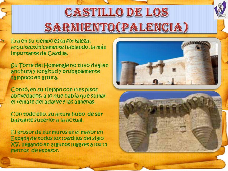 Castillo de Los Sarmiento(palencia)