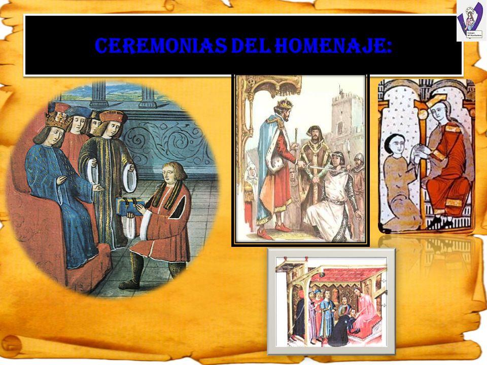 CEREMONIAS DEL HOMENAJE:
