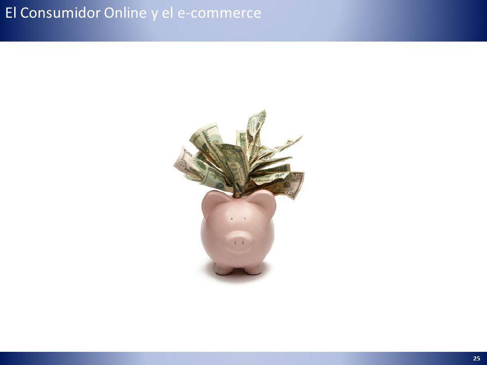 El Consumidor Online y el e-commerce