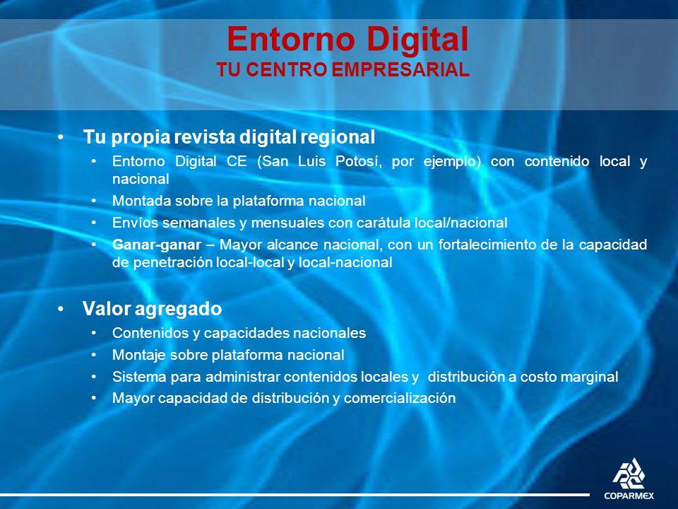 Entorno Digital TU CENTRO EMPRESARIAL