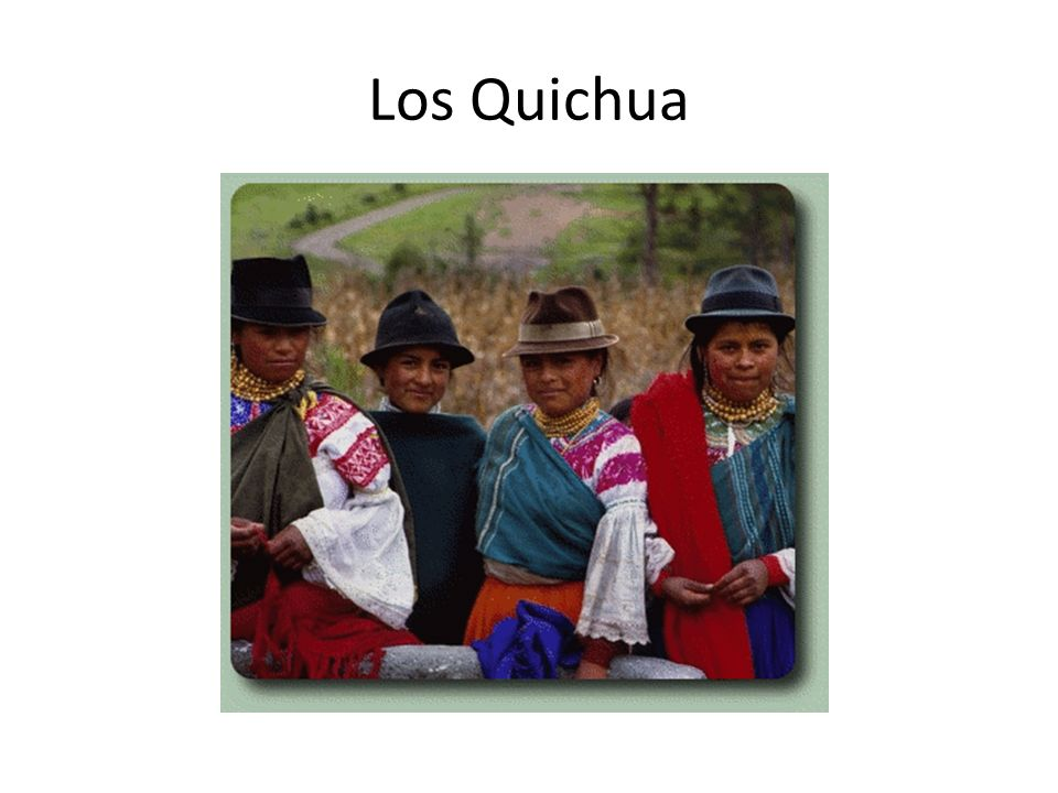 Los Quichua