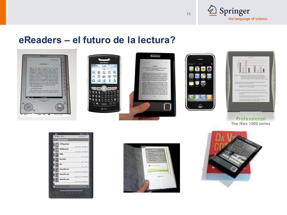 eReaders – el futuro de la lectura