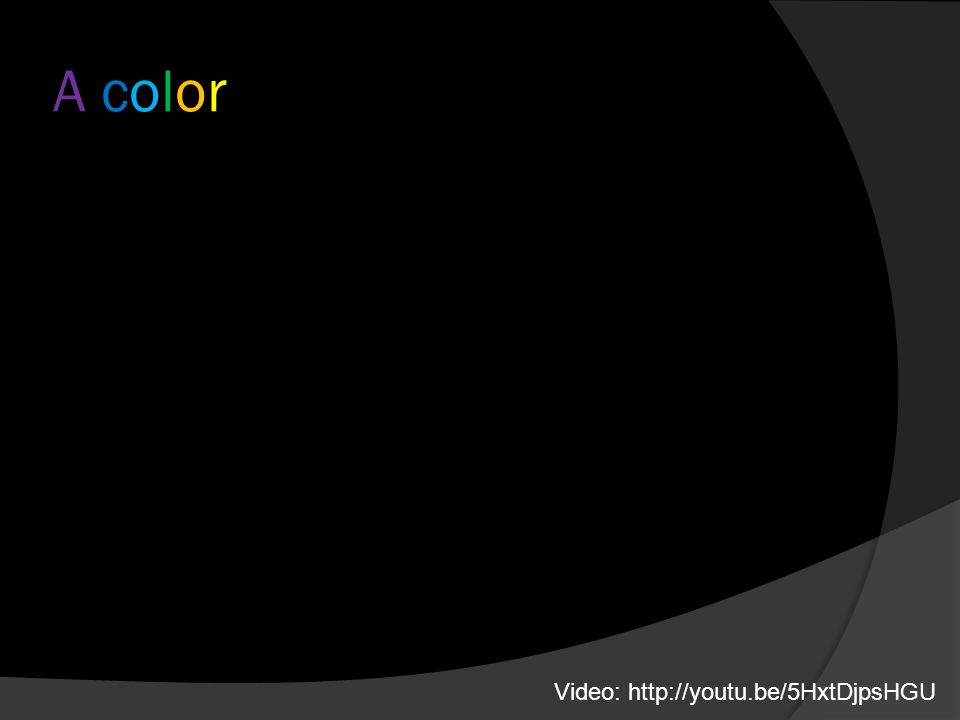 A color Video: http://youtu.be/5HxtDjpsHGU