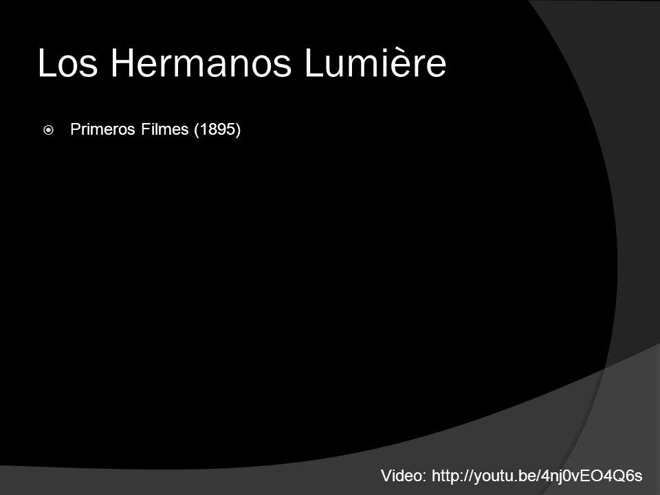 Los Hermanos Lumière Primeros Filmes (1895)