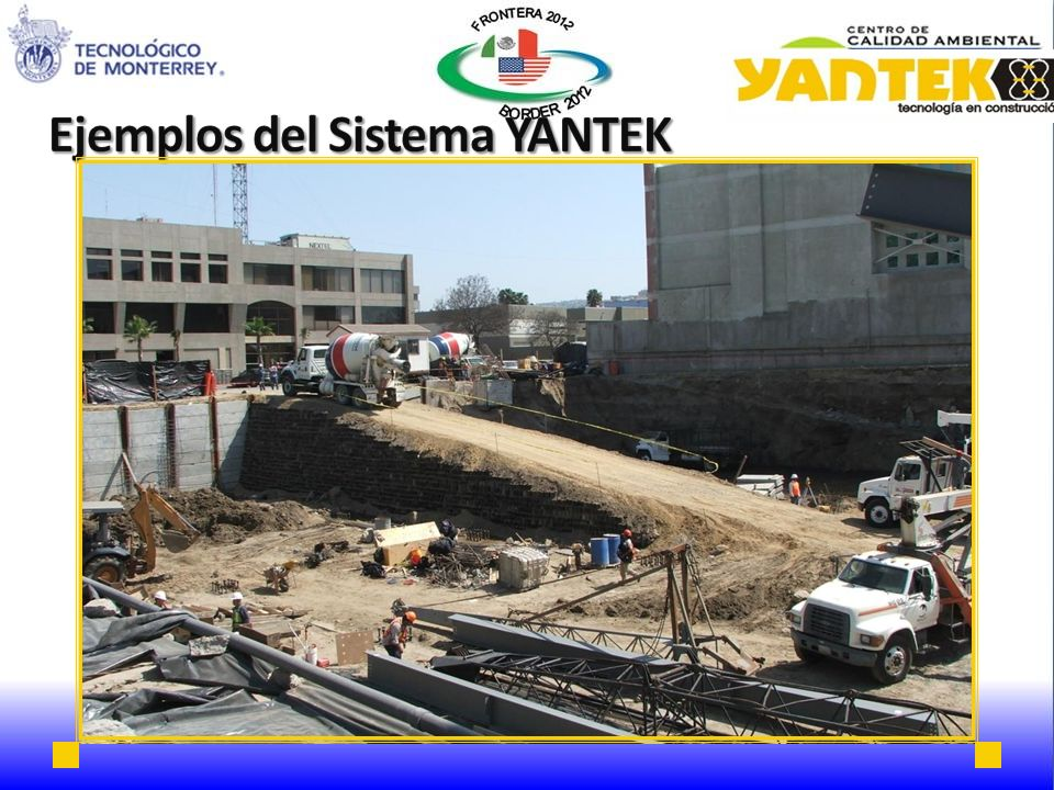 Ejemplos del Sistema YANTEK
