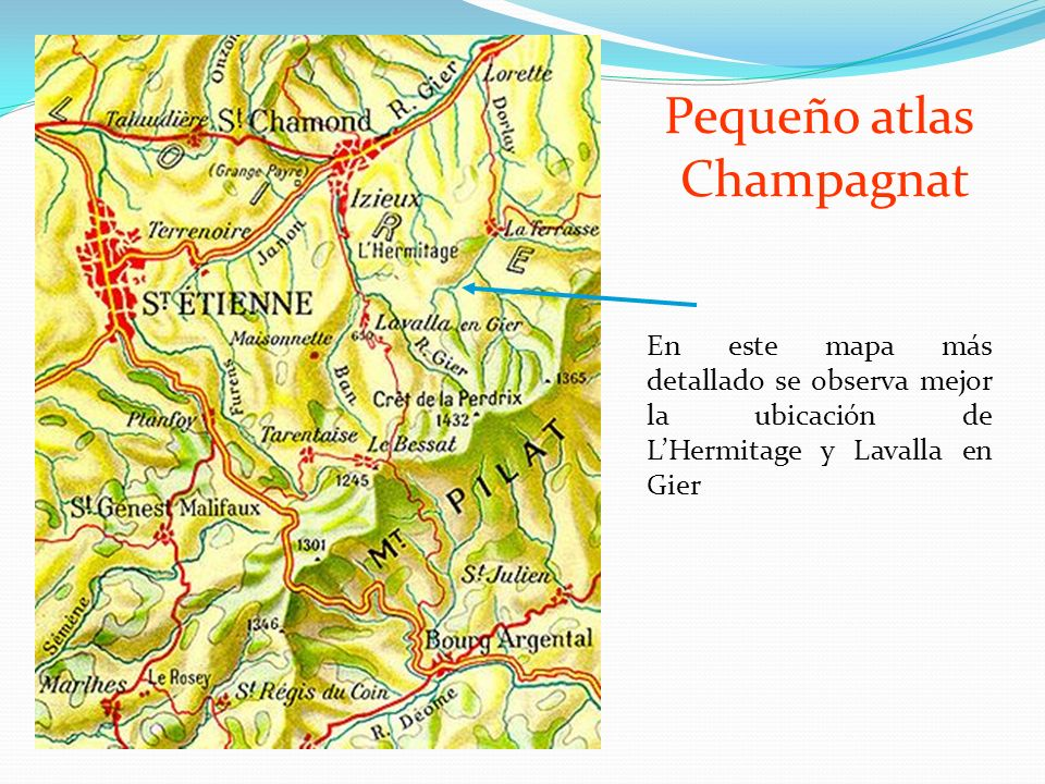 Pequeño atlas Champagnat