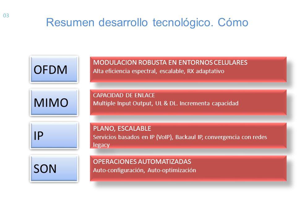 Resumen desarrollo tecnológico. Cómo