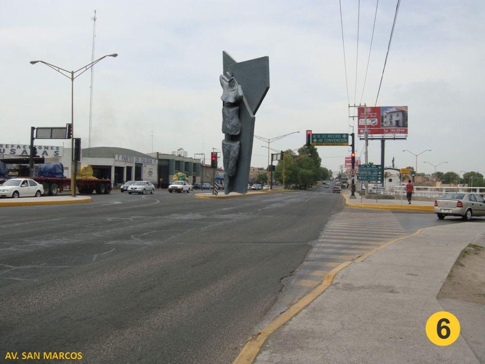 AV. SAN MARCOS