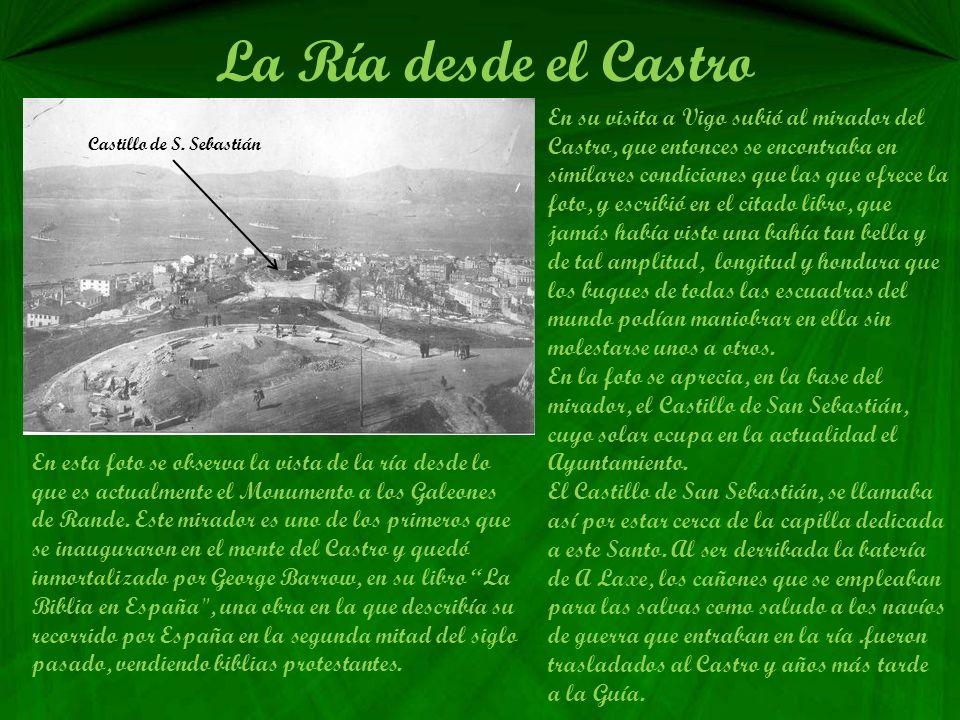 Castillo de S. Sebastián