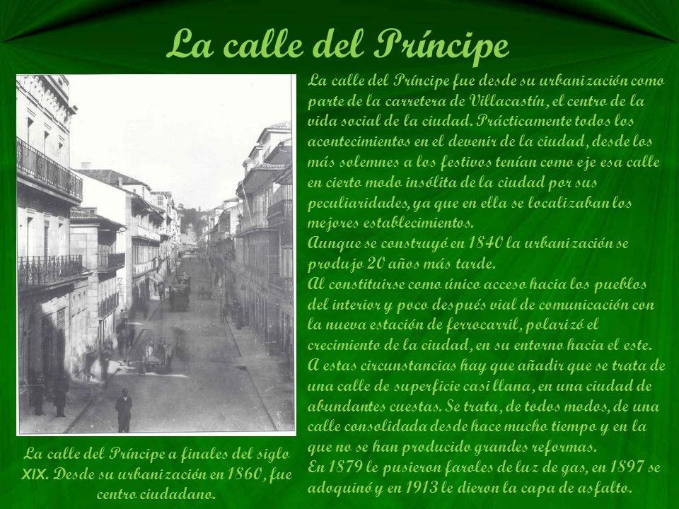 La calle del Príncipe