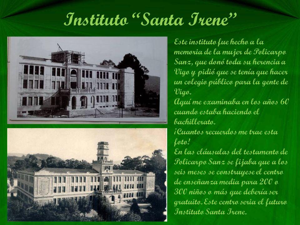Instituto Santa Irene