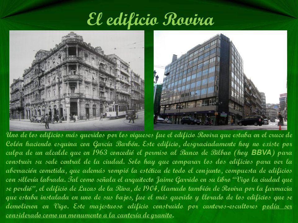 El edificio Rovira