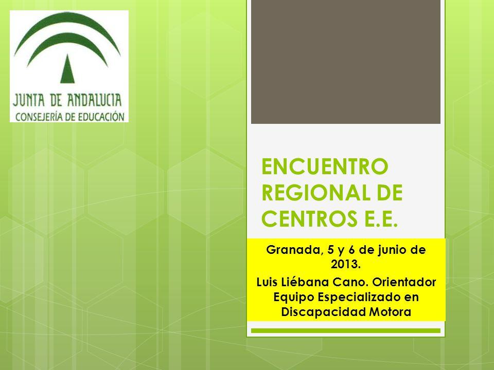 ENCUENTRO REGIONAL DE CENTROS E.E.