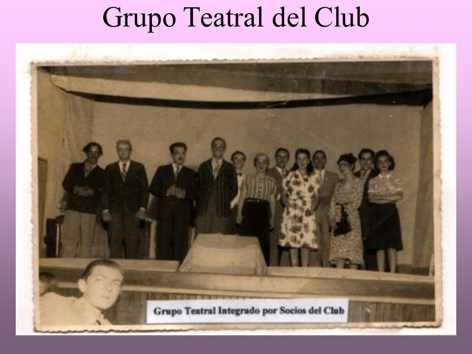 Grupo Teatral del Club