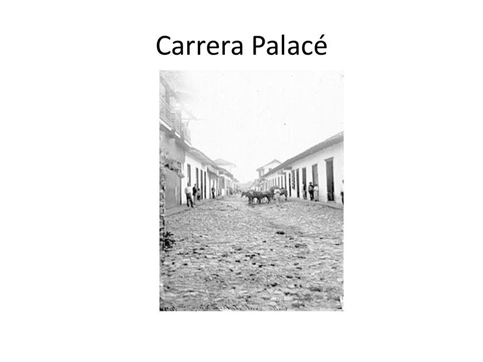 Carrera Palacé