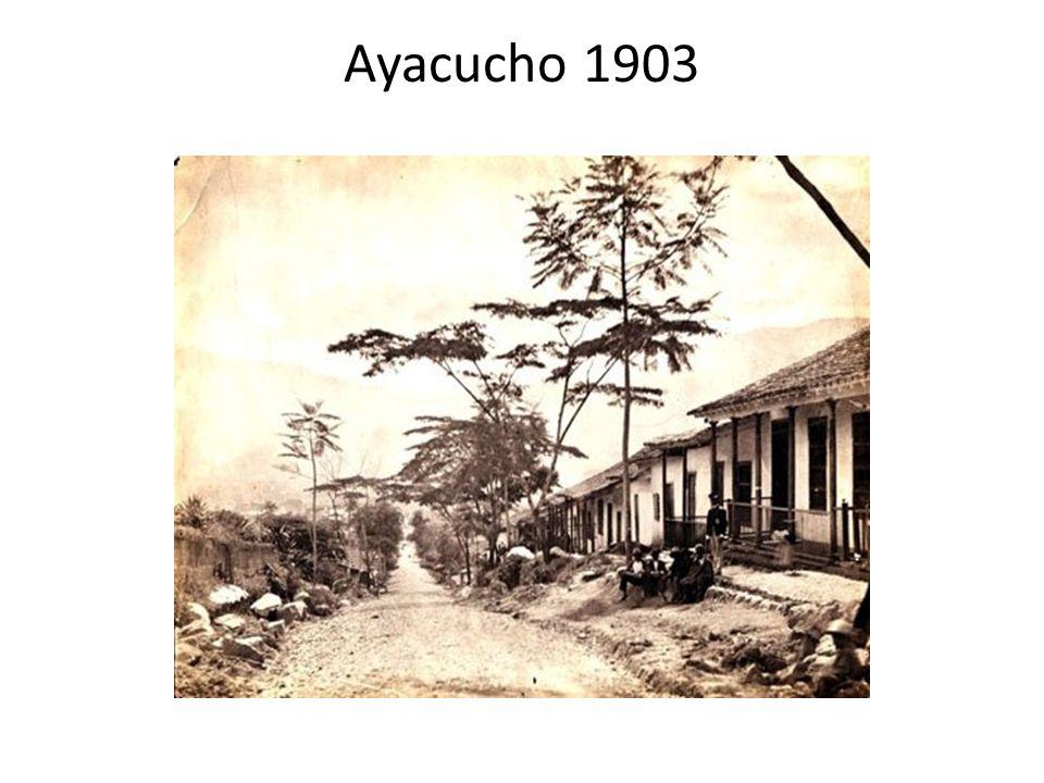 Ayacucho 1903