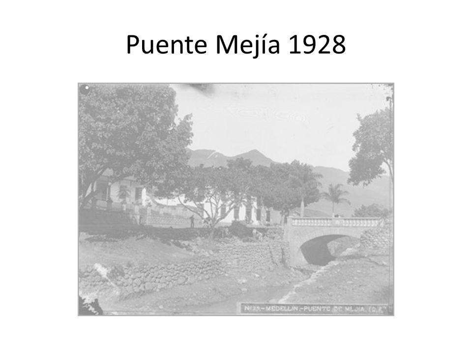 Puente Mejía 1928