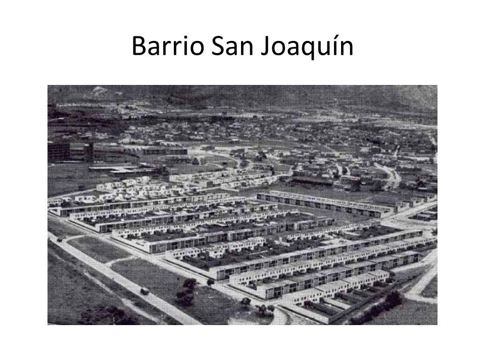 Barrio San Joaquín