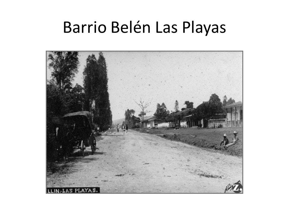 Barrio Belén Las Playas