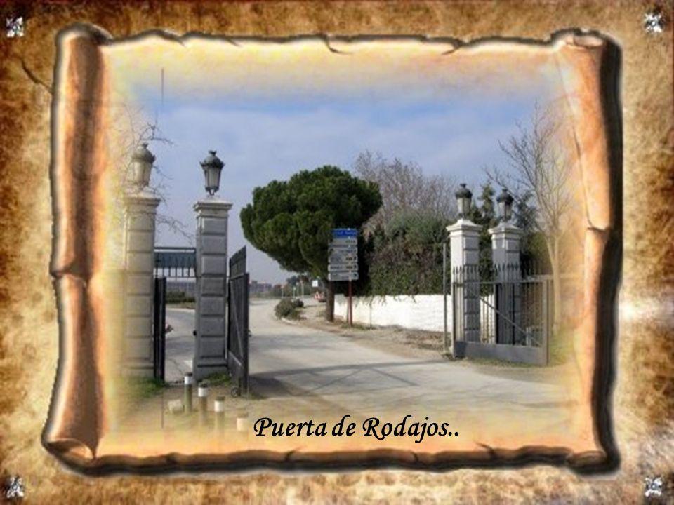 Puerta de Rodajos..