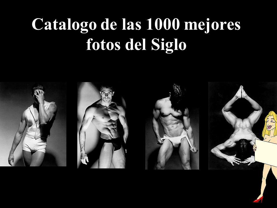 Catalogo de las 1000 mejores fotos del Siglo