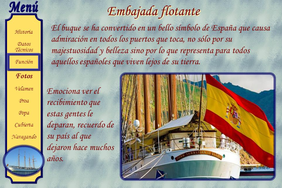 Embajada flotante