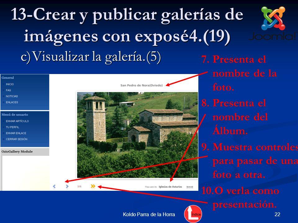 13-Crear y publicar galerías de imágenes con exposé4.(19)