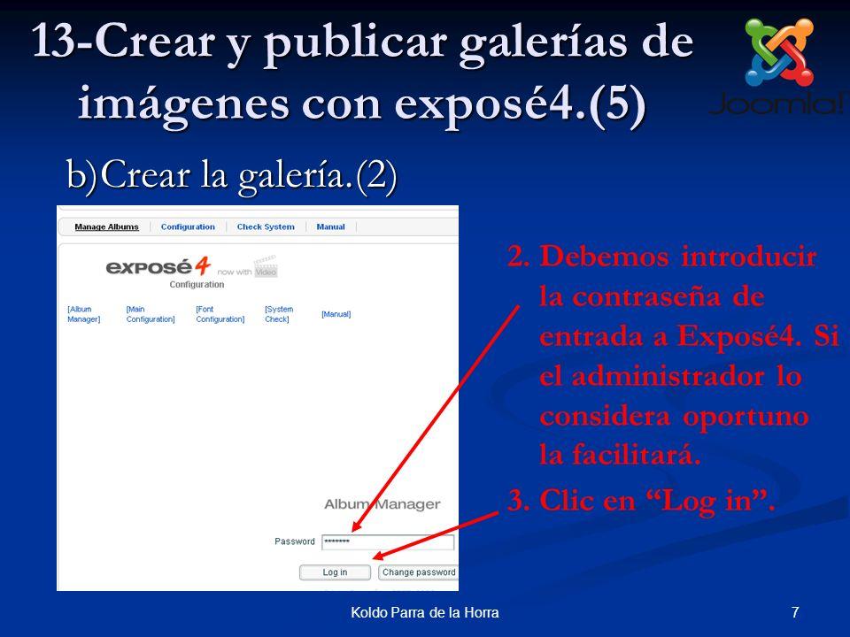 13-Crear y publicar galerías de imágenes con exposé4.(5)