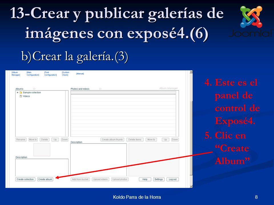 13-Crear y publicar galerías de imágenes con exposé4.(6)