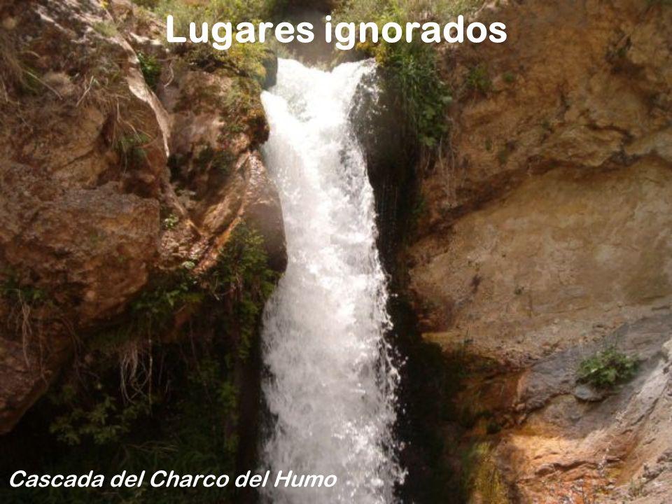 Cascada del Charco del Humo