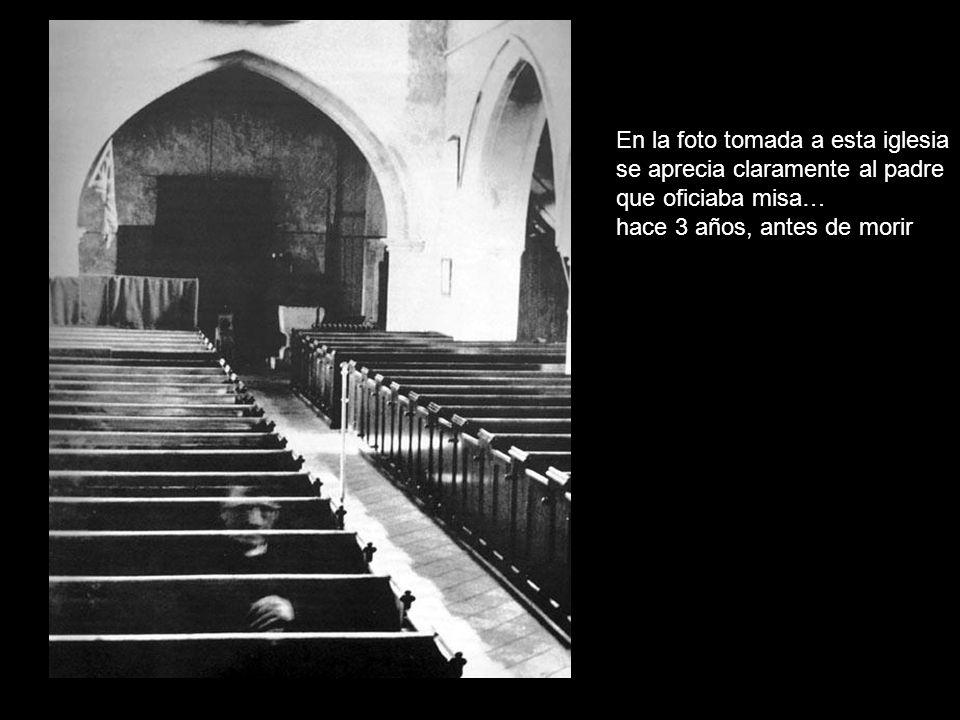 En la foto tomada a esta iglesia